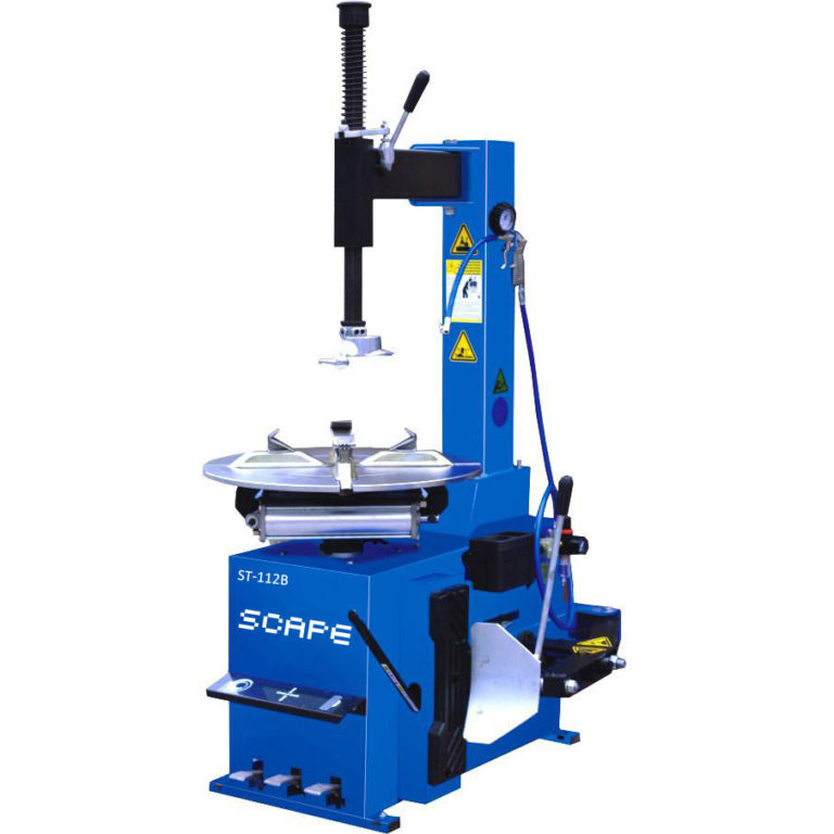 SCAPE Economic and practical tyre changer suppliers ST-112B
